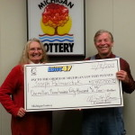 Lucky player wins Michigan Lottery twice