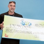 Lotto Max jackpot won by a North York resident