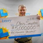 $20 California Lottery Scratchers Ticket Won 5 Million