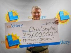 California Lottery Scratchers