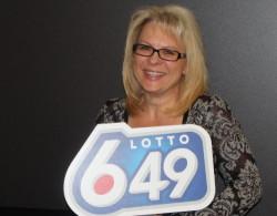 Lotto 6/49 jackpot