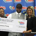 Hospital Employee Cameron Finney Takes Down Mega Millions for $20 Million!