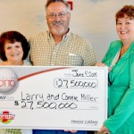 Noblesville Couple Crowned New Hoosier Lotto Jackpot Winners