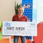 Retired Car Mechanic Crowned the Newest Lotto 649 Jackpot Winner Taking Home $13.7 Million!