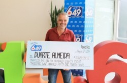 Lotto 649 jackpot winner
