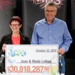Lotto Max Jackpot Crowned a Ritchie Couple Winners of a Whopping $30 Million!