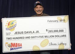 Illinois Lottery Biggest Jackpot Winner