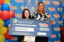 Tammy Pratt - $126M Mega Millions Jackpot Winner