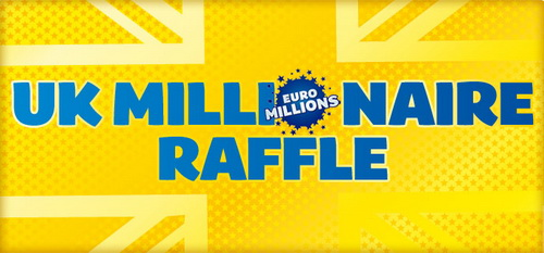 The New Lotto Millionaire Raffle